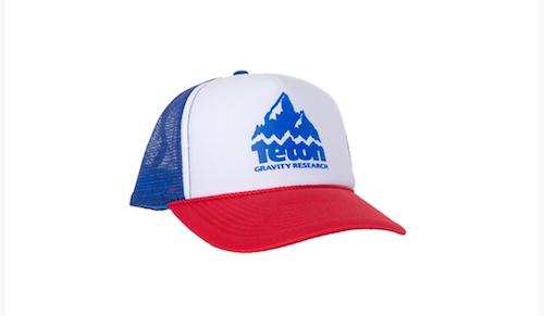 TGR Foam Trucker Hat