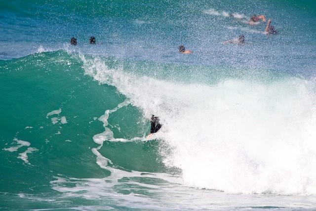 Leah Dawson Bodysurf