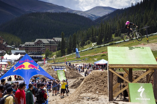 CFF Slopestyle Air