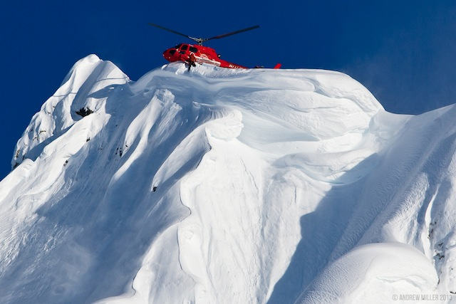 Chris Coulter Heli