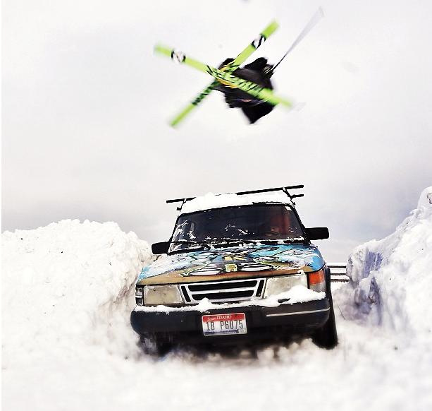 Car Ski