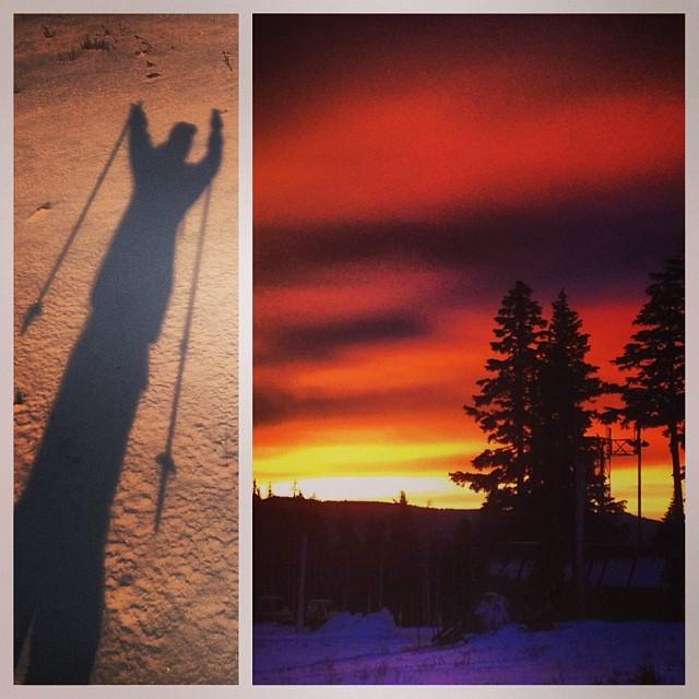 Sammy Carlson Sunrise Shred