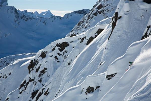St. Anton Peaks