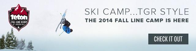 Fall Line Camp Promo