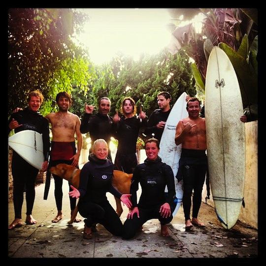 LA Surf Sesh