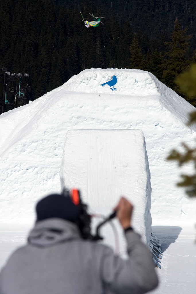 Alex Schlopy TGR Stevens pass shoot