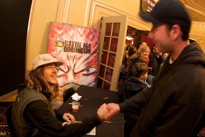 Fan Meets Sage Cattabriga-Alosa - photo Ryan Dunn