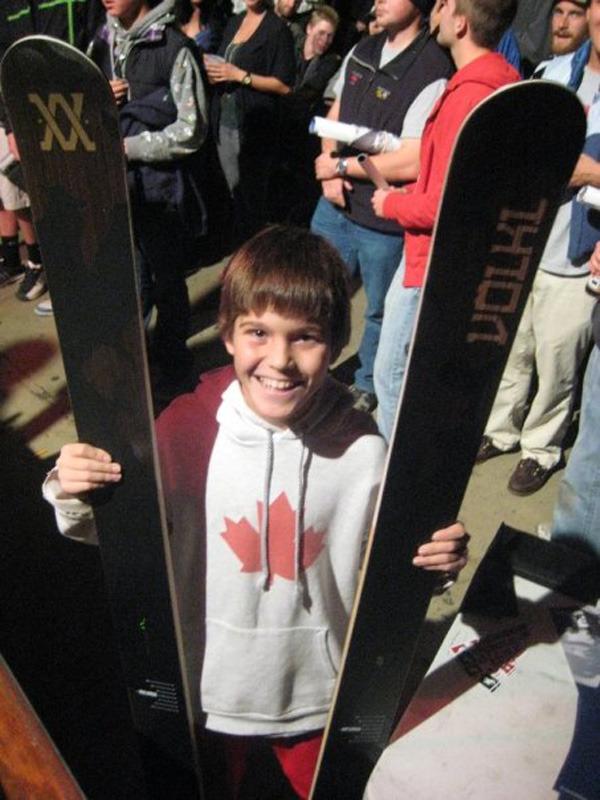 Kid With Gotamas