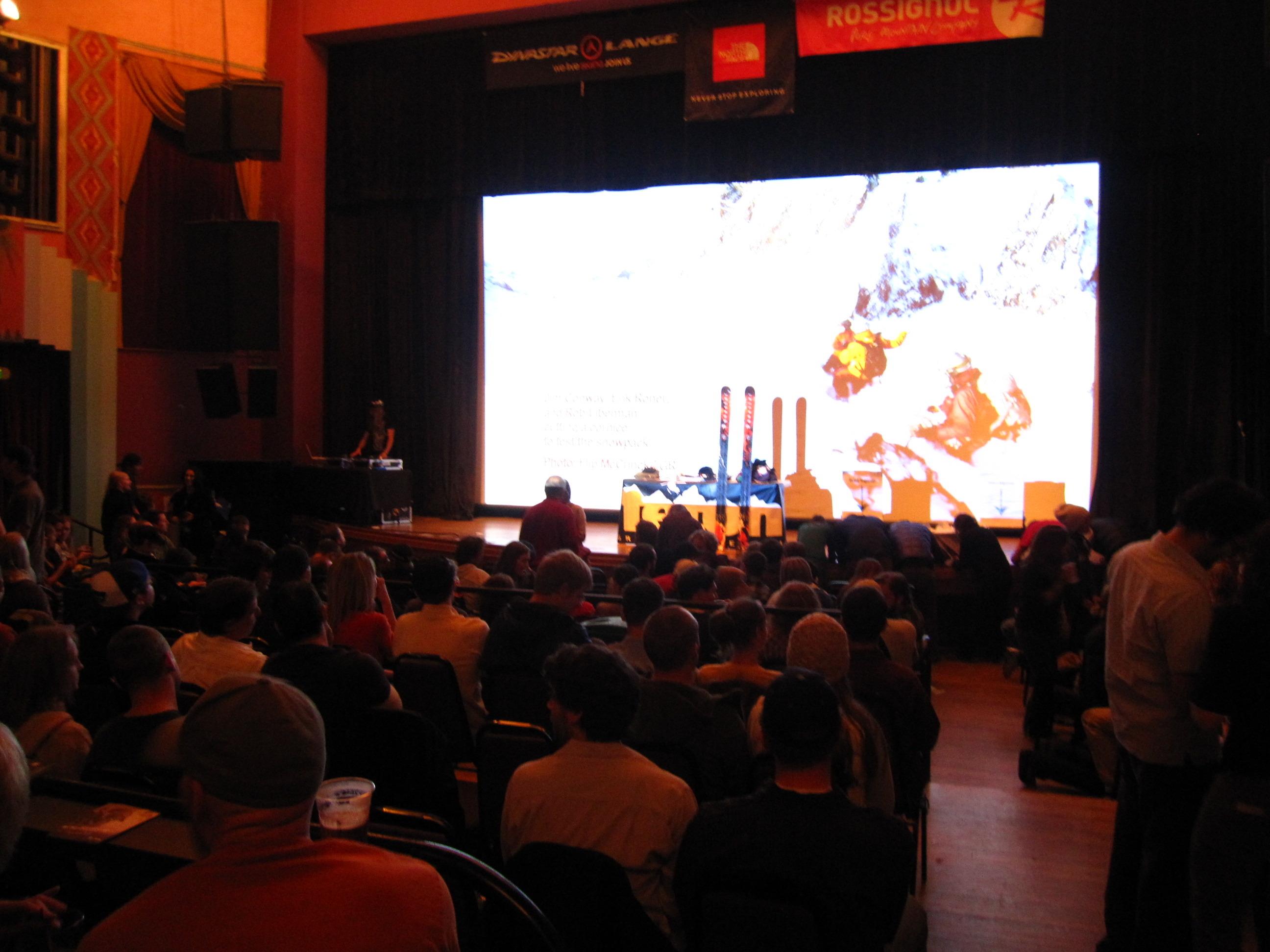 Screen Shot - Boulder Theater
