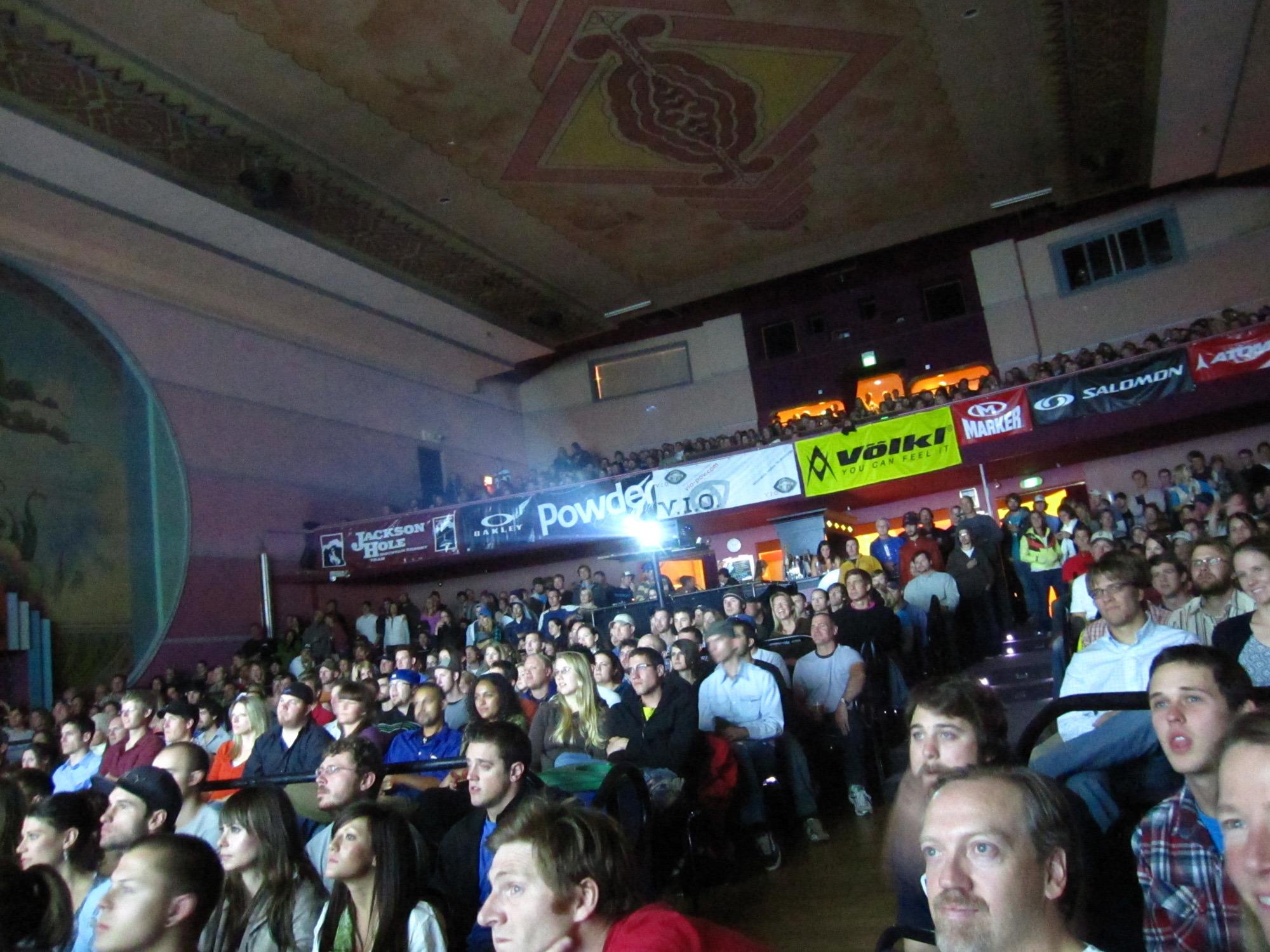 Boulder Audience