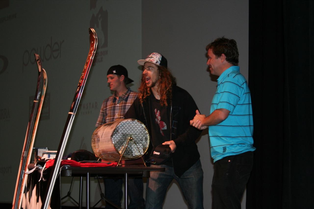 Erik Roner, Sage Cattabriga-Alosa, Steve Jones