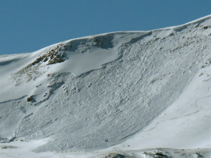 December 15th, 2009 Loveland Pass Avalanche