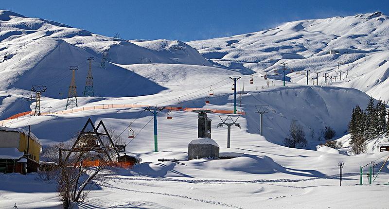 Dizine Ski Resort
