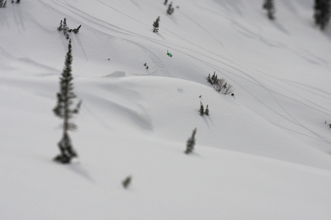 Dash Longe 540 Alta Utah