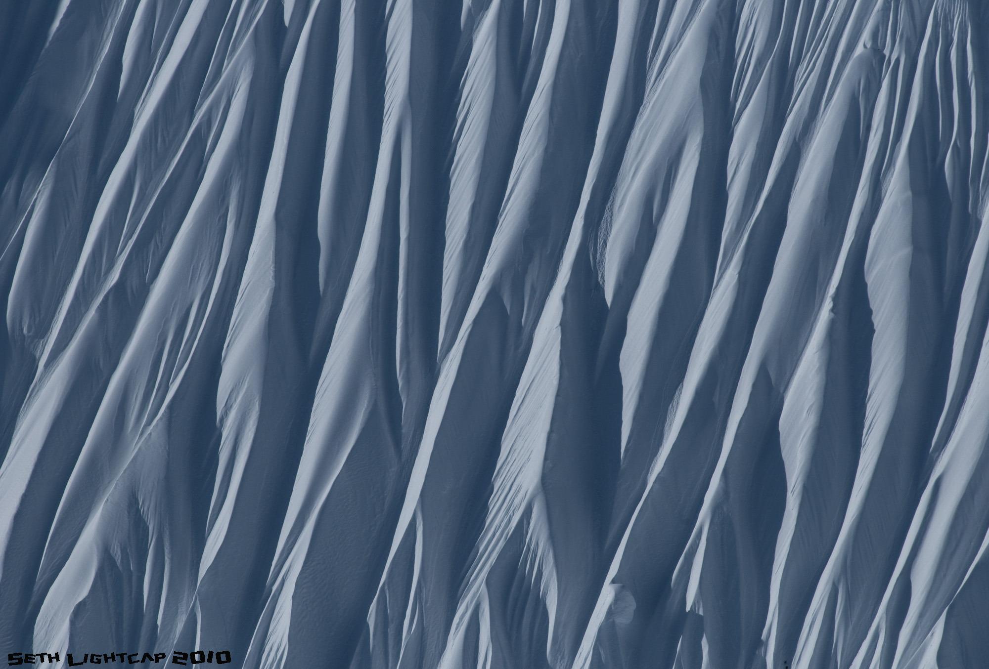 Spines in the AK Fairweather Range