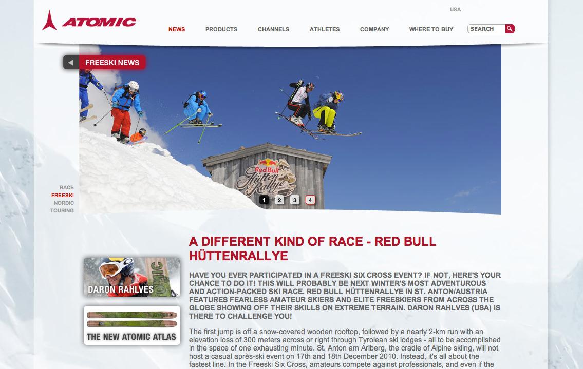 Red Bull Hüttenrallye