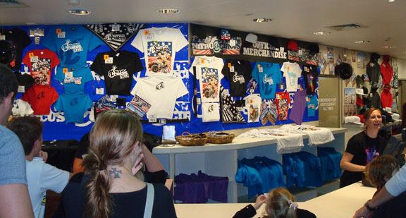 The Merchandise