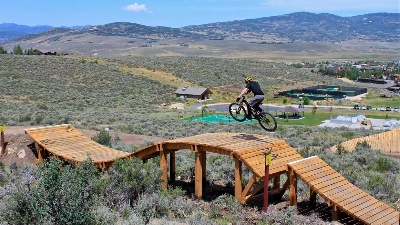 Mountain Bike Park City The Bucket List Teton Gravity Research