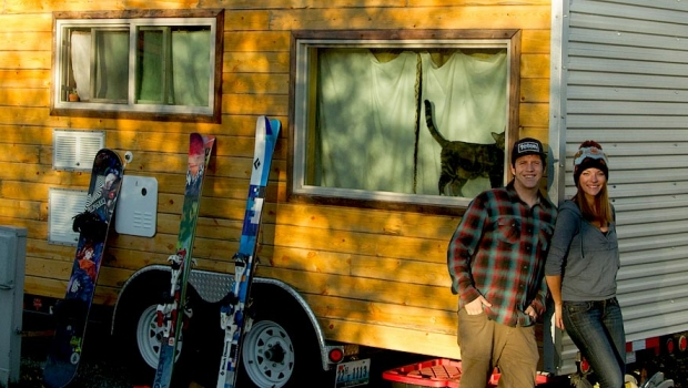 How To Build Your Dream Mountain Tiny House - Base Camp