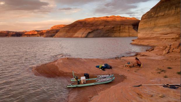 Utah's 5 Best Destinations for SUP Paddleboarding