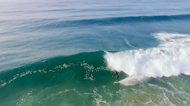 Amazing Drone Footage Of Surfing Rhode Island Teton
