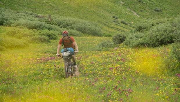 From Denver To Durango: Biking 500 Miles On The Colorado Trail