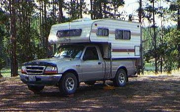truck camper for tacoma etc. Black Bedroom Furniture Sets. Home Design Ideas