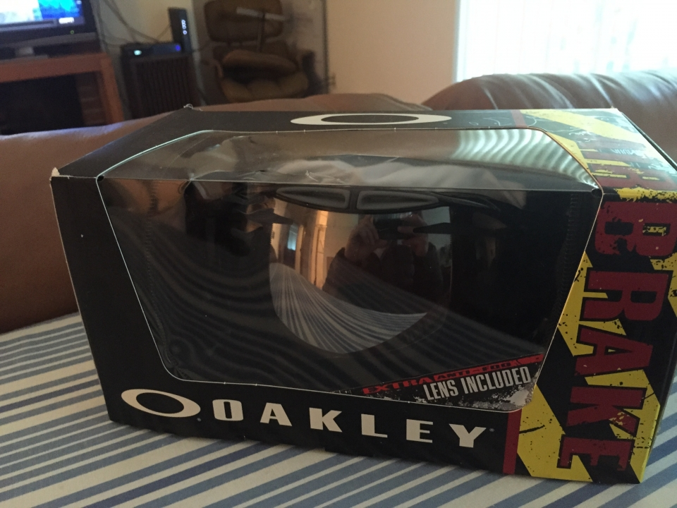 New Oakleys 2015