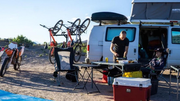 The Ultimate Mountain Bike Van Conversion for Under $6,000–Including the Van