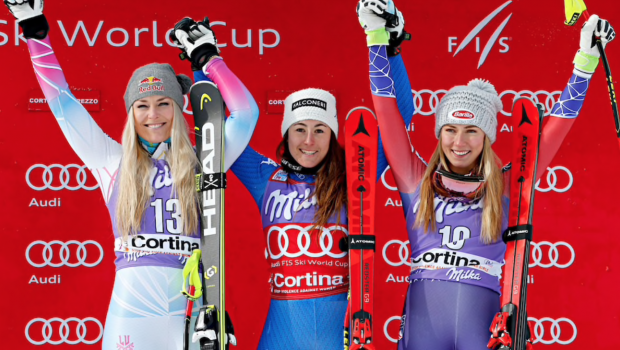 Women in Alpine Skiing Earn More Than Men 2nd Year in a Row