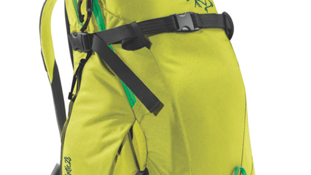 0c7e47ee2d Arc'teryx Quintic 28 Backpack Fall 2012 Preview | Teton Gravity Research