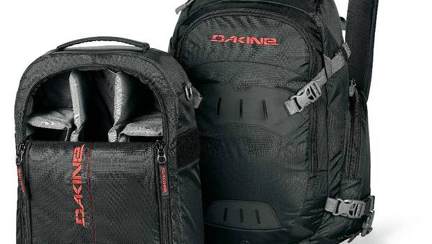 Dakine Apex and Sequence backpacks from a ... - Pinkbike