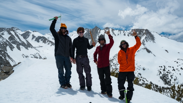 Human Powered: How 'High Country Caravan' Sparked a Splitboarding Revolution