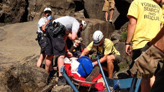 One Dead, Two Injured at Yosemite Waterfalls Last Week