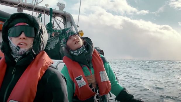This All-Female Ski/Sailing Trip To Greenland Was Forced To Reckon With COVID-19