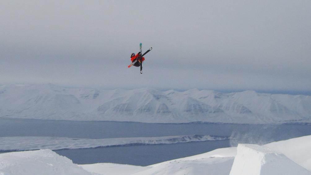 Nick Martini soars in Iceland
