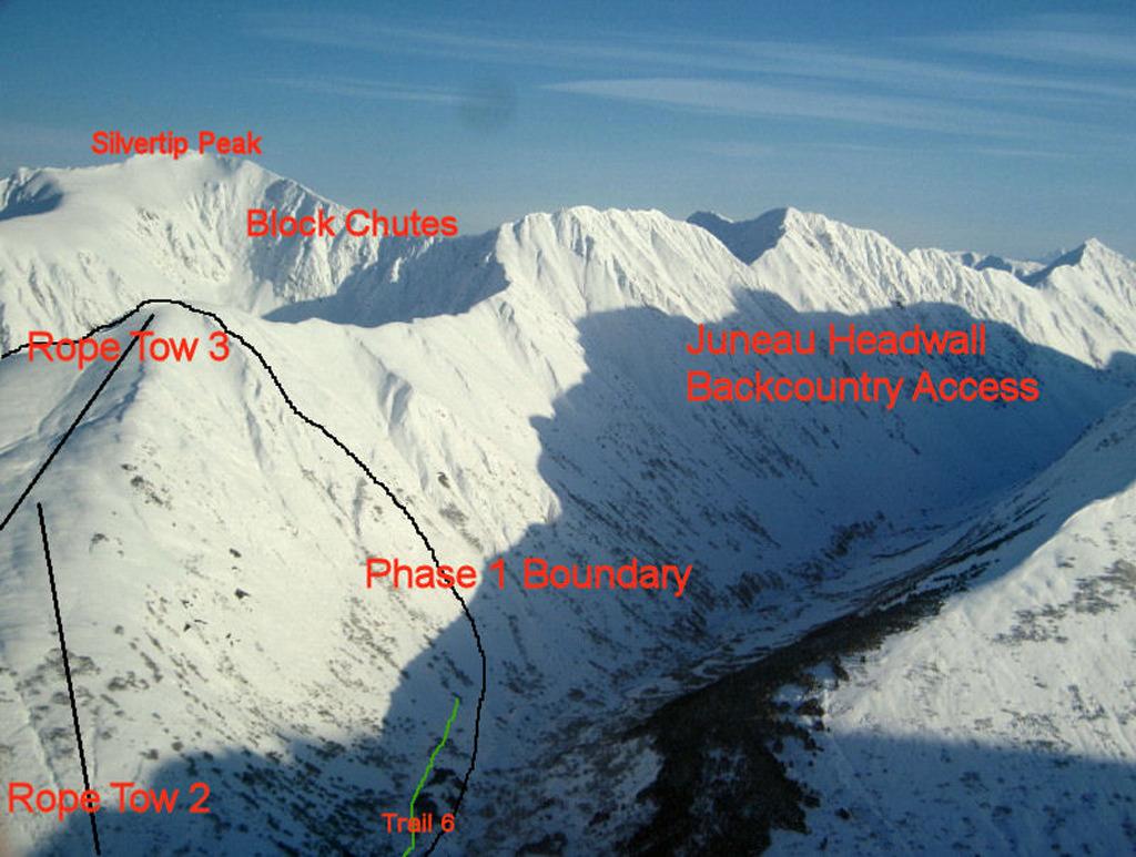 Manitoba Mountain side area