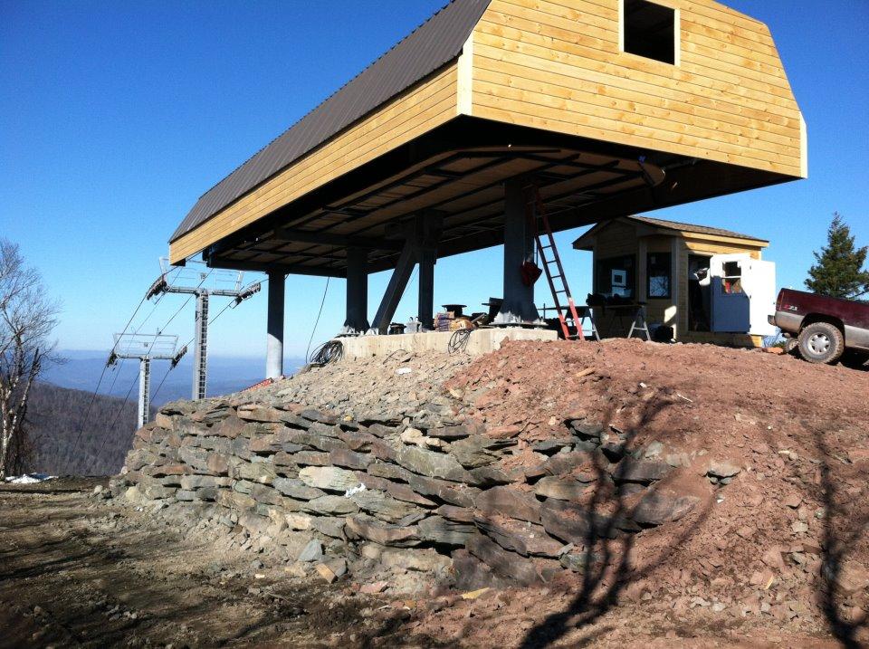 Zephyr Express At Hunter Mountain