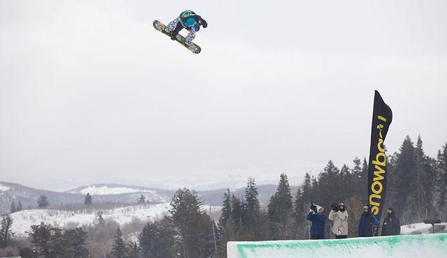 Sebastien Toutant Dew Tour Snowbasin