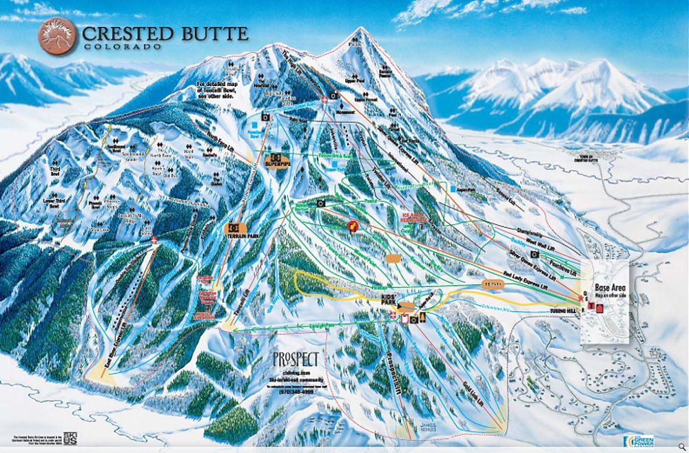 Silver Basin Ski Tour
