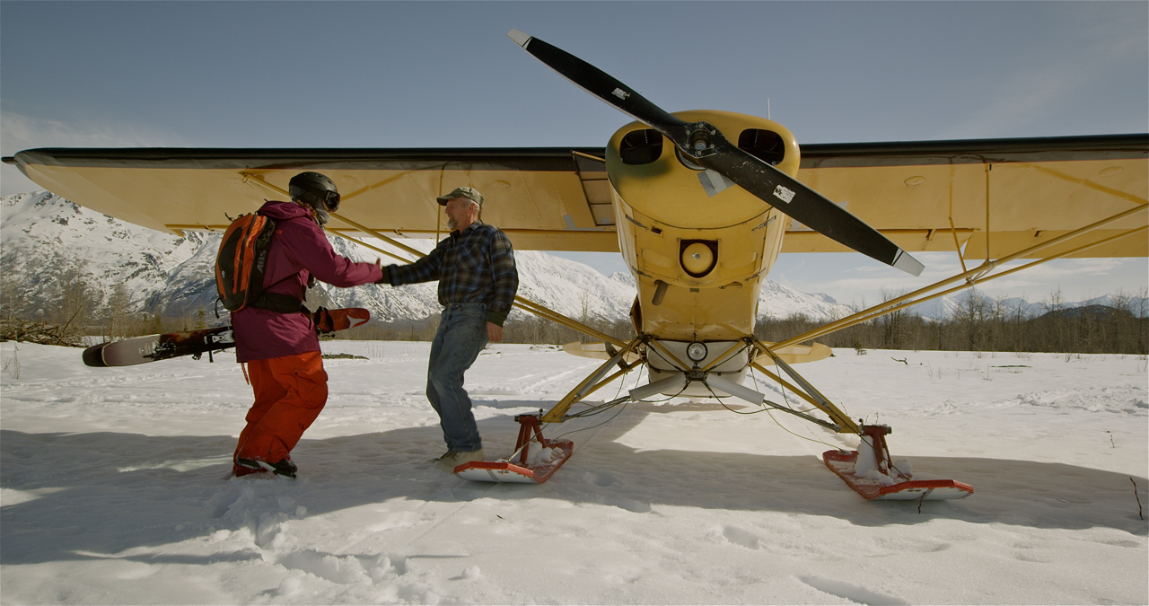 Teton Gravity Research Knik 2012