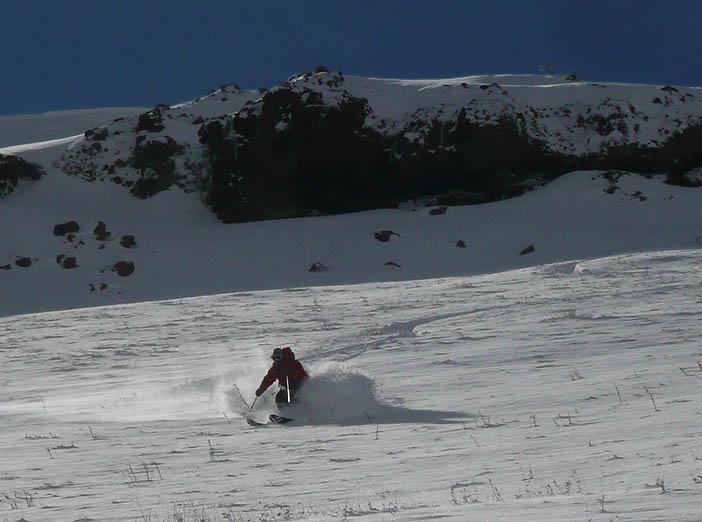 Early Season at Kirkwood 2008