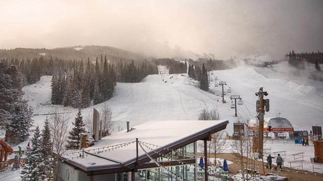 Copper Mountain in November 2012