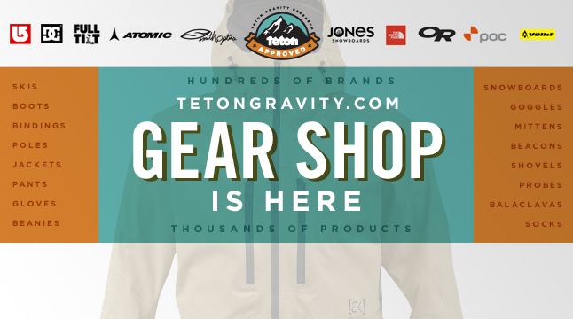 TGR Gear Site Now Live