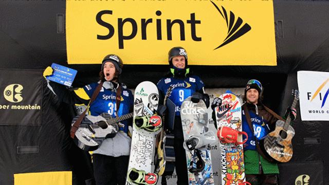 Clark, Mitrani Lead USA at Sprint Grand Prix