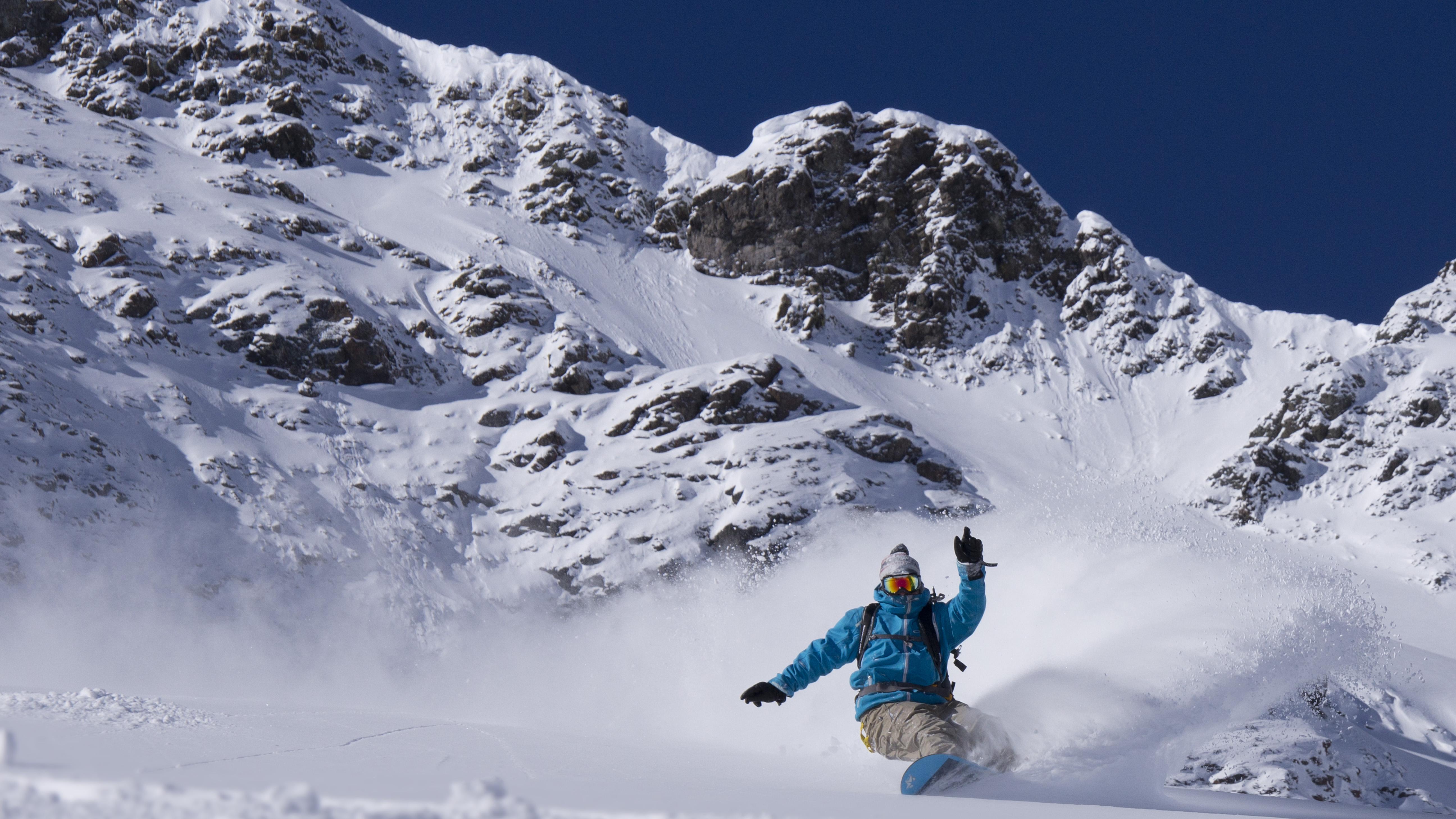 resort review: silverton mountain colorado an exhilarating