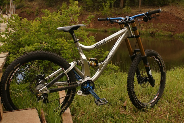 Lust Guerrilla Gravity Bikes Teton Gravity Research