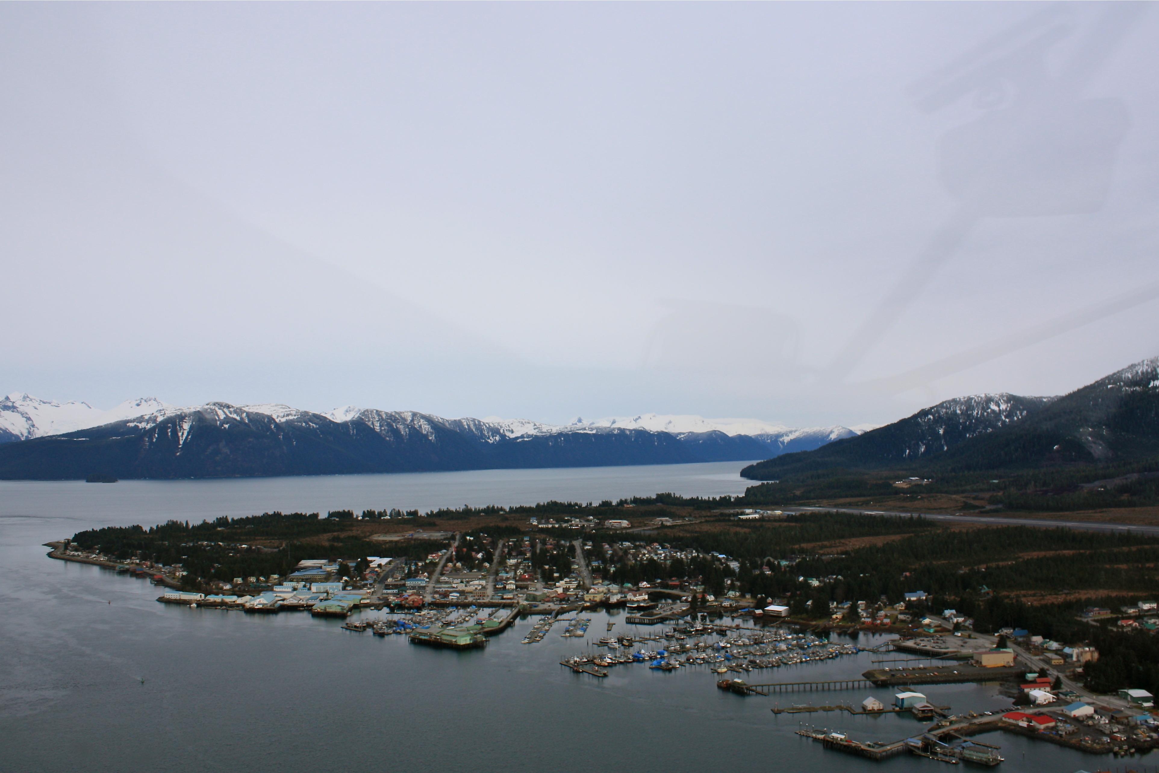 Alaska exploration tgr drops into petersburg alaska for Petersburg alaska fishing