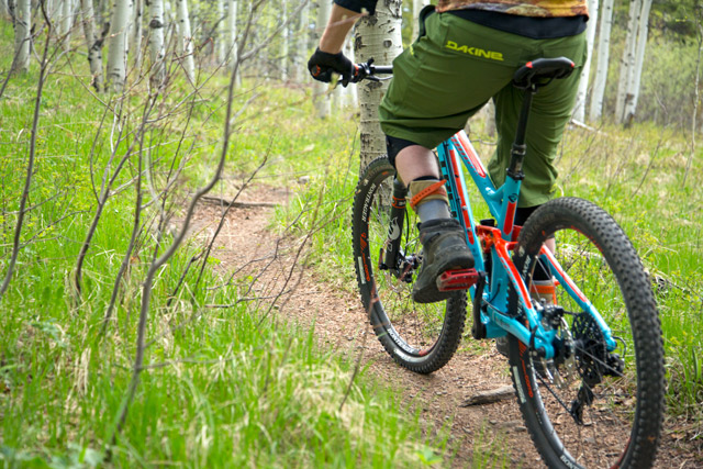 Wide Flat Shoes Mountain Bike