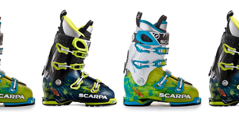 The Scarpa Freedom Contest